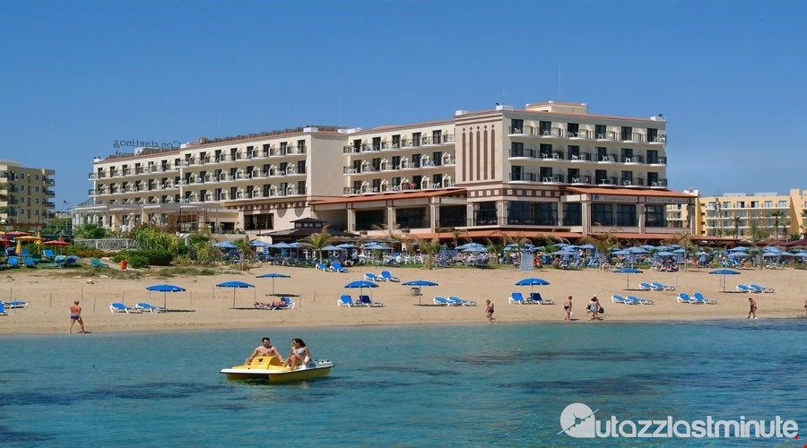 Constantinos the great beach hotel ciprus last minute for Last minute design hotel