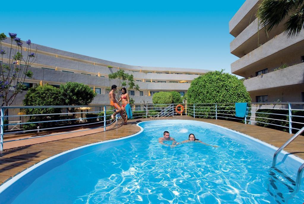 Gran hotel turquesa playa spanyolorsz g last minute for Hotel last minute